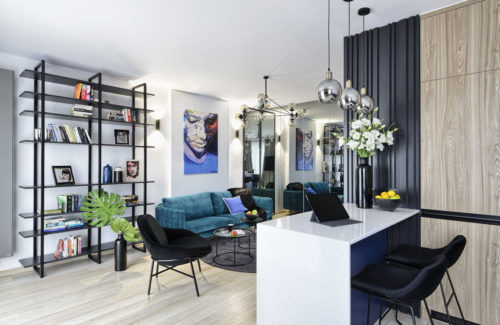 Apartament Włochy, Warszawa